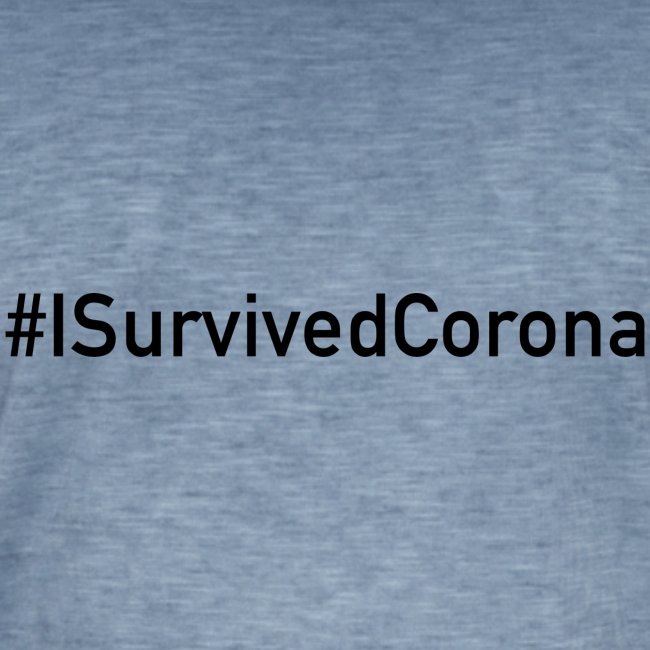 #ISurvivedCorona