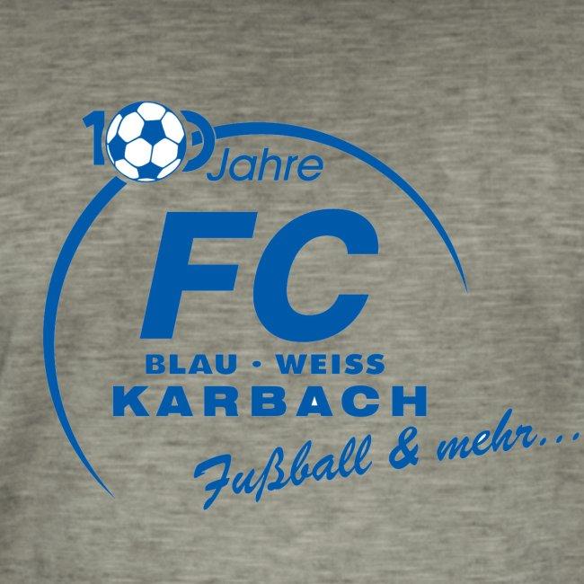 Logo Karbach 100 Jahre
