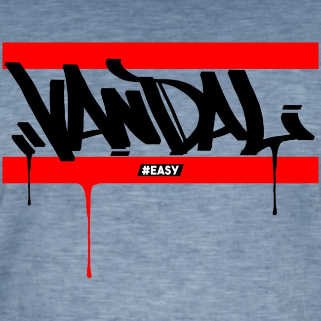 #EASY Graffiti Vandal T-Shirt