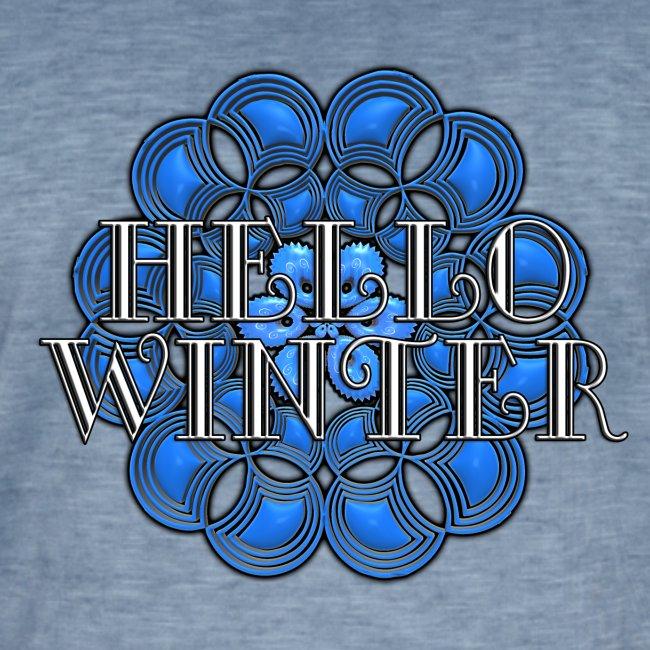 Hello Winter djf