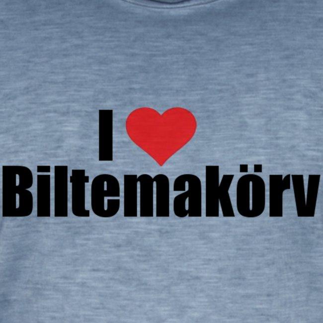 I Love Biltemakörv