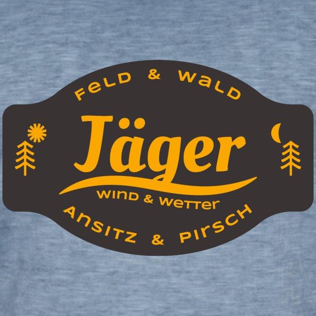 Das Jäger-Shirt für aktive Jäger