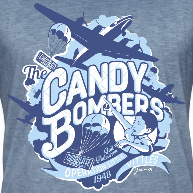 Candy Bombers Tribute