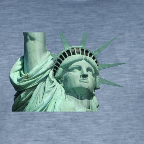 Statue of liberty - Vintage-T-shirt herr