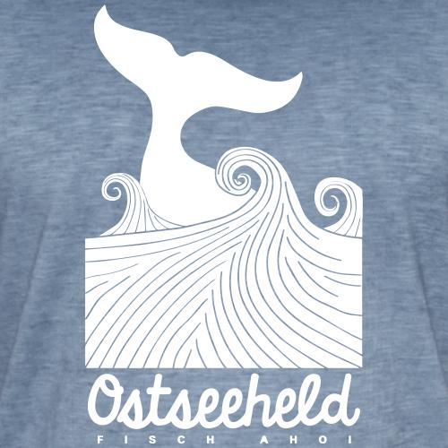 Ostseeheld - Männer Vintage T-Shirt