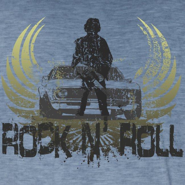 rock n roll camaro