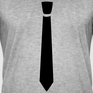 normal klasse Tie - Herre vintage T-shirt