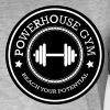 Powerhouse - Vintage-T-skjorte for menn
