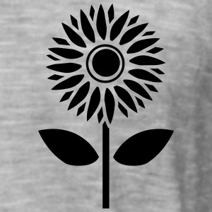 Sunflower - Mannen Vintage T-shirt