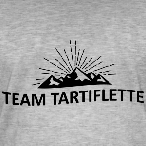Team Tartiflette - Men's Vintage T-Shirt
