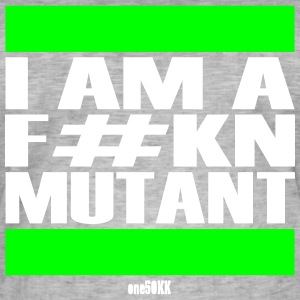 I am a mutant - Men's Vintage T-Shirt