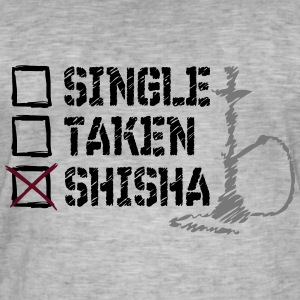 SINGLE TATT SHISHA - Vintage-T-skjorte for menn