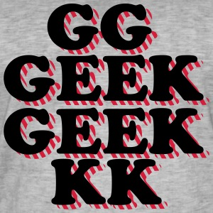 Geek - Men's Vintage T-Shirt
