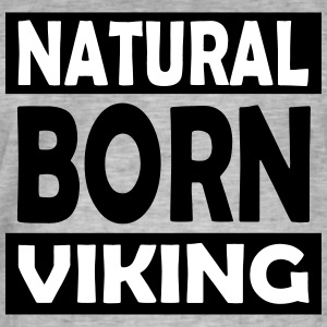 Natural_Born_Viking - Männer Vintage T-Shirt