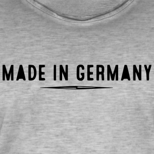 Made in Germany - Herre vintage T-shirt
