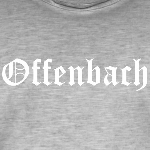 Offenbach - Vintage-T-shirt herr