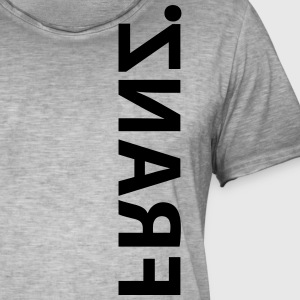 Franz - Men's Vintage T-Shirt