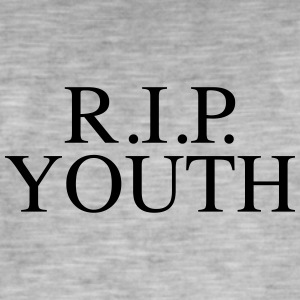 RIP YOUTH - Men's Vintage T-Shirt