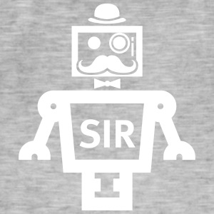 SIR Smart Item Robotics - Herre vintage T-shirt