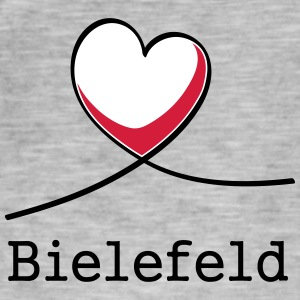 I love Bielefeld! - Men's Vintage T-Shirt