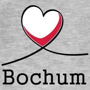 I love Bochum! - Men's Vintage T-Shirt