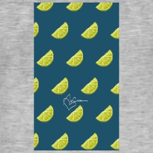 Tequi-love Pattern - Men's Vintage T-Shirt