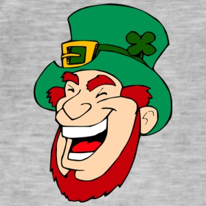 Irish Leprechaun - Men's Vintage T-Shirt