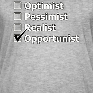 Opportunist - Men's Vintage T-Shirt