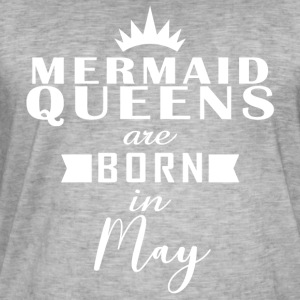 Mermaid Queens mai - T-shirt vintage Homme