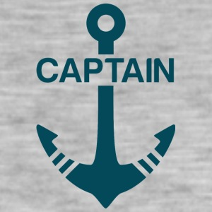 Captain - Men's Vintage T-Shirt