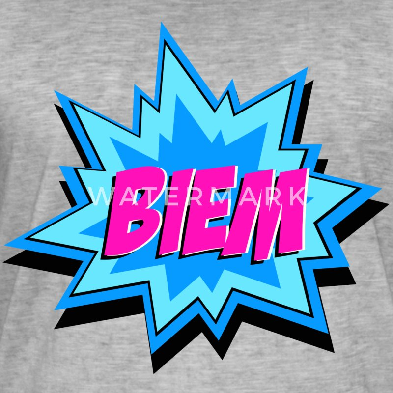 BIEM - Men's Vintage T-Shirt
