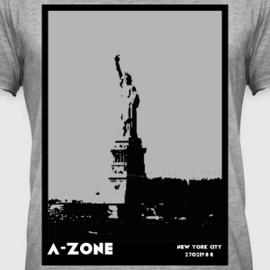 AZONE liberty poster - Men's Vintage T-Shirt