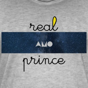 Real Prince amo Galaxy - Mannen Vintage T-shirt