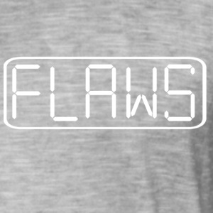 Flaws - Men's Vintage T-Shirt
