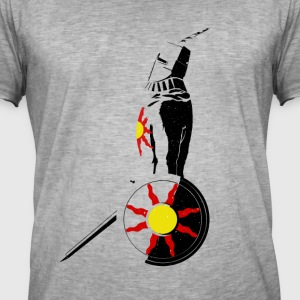 Solaire, Knight of Astora - Men's Vintage T-Shirt