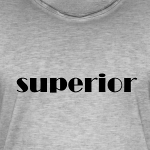 Superior - Original - Men's Vintage T-Shirt