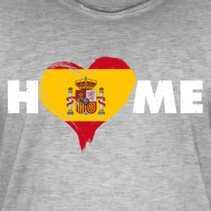 Home love Spain - Men's Vintage T-Shirt