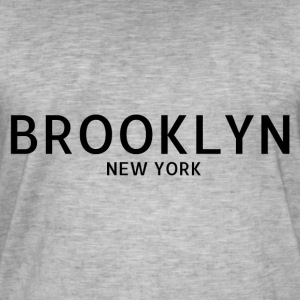 Brooklyn NYC - T-shirt vintage Homme