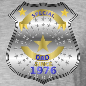Special pappa - Vintage-T-shirt herr