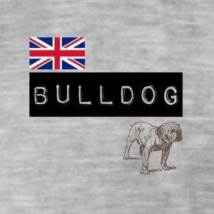 British Bulldog Second Edition - Männer Vintage T-Shirt