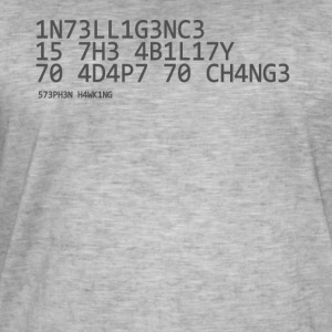 Intelligence - Men's Vintage T-Shirt