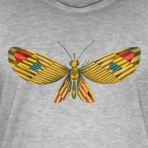 Combat butterfly - Men's Vintage T-Shirt