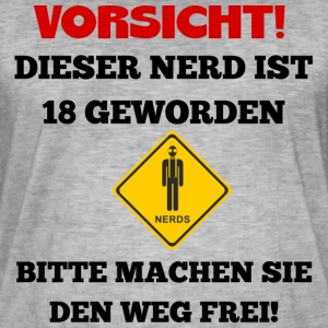 NERD GEBURSTAG COLLECTION - Männer Vintage T-Shirt