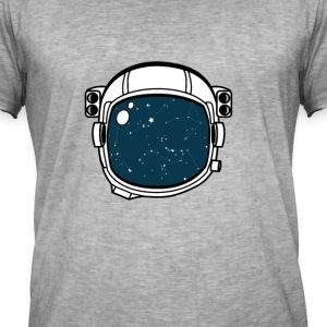 The space inside - Men's Vintage T-Shirt