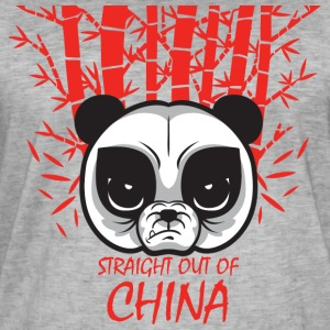 Straight out of China - Men's Vintage T-Shirt