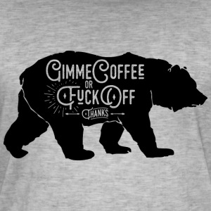 GimmeCoffee - Men's Vintage T-Shirt