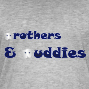 Brothers - Vintage-T-shirt herr
