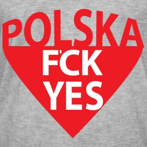 Polska - Men's Vintage T-Shirt