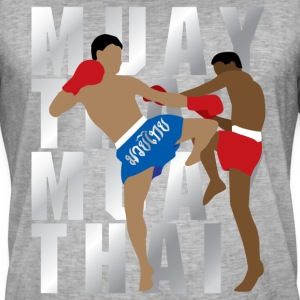 MUAY THAI - Men's Vintage T-Shirt