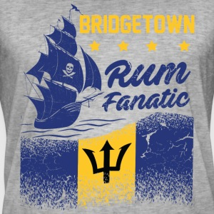 Rum Fanatic T-shirt - Bridgetown - Barbados - Men's Vintage T-Shirt